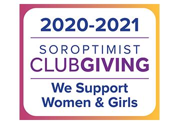 2020-2021 Soroptimist Club Giving