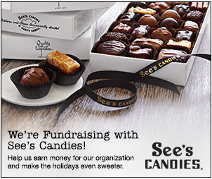 Fundraising with See's Candies